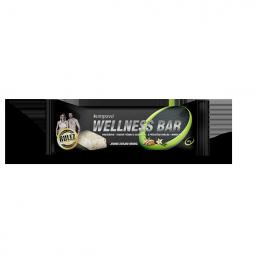 Wellness bar 60 g/1 karton/21 ks vanilka-mandle