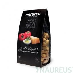 Sušenky - Rajče, Parmezán a Olivový olej