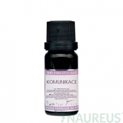 Směs éterických olejů KOMUNIKACE 10 ml - nová receptura