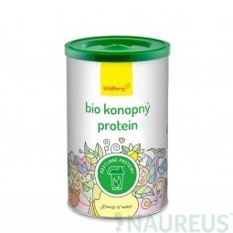 Konopný protein BIO 180 g Wolfberry *