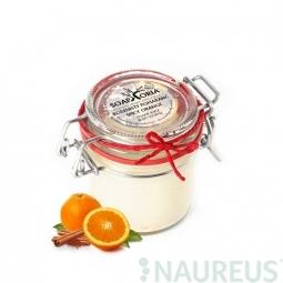Pepřový pomeranč - organické tělové suflé