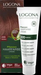 Krémová barva na vlasy vínovčervená - 150ml