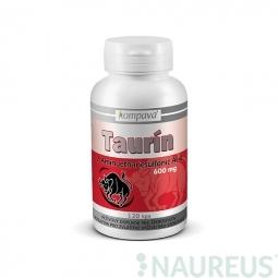 Taurin 600 mg/120 kps