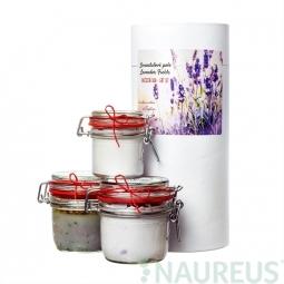 Levandulové pole - dárková tuba