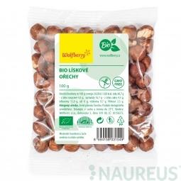 Lískové ořechy BIO 100 g Wolfberry *