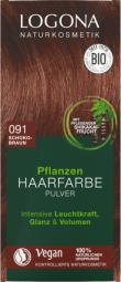 Logona barva na vlasy Chocolate brown - 100g