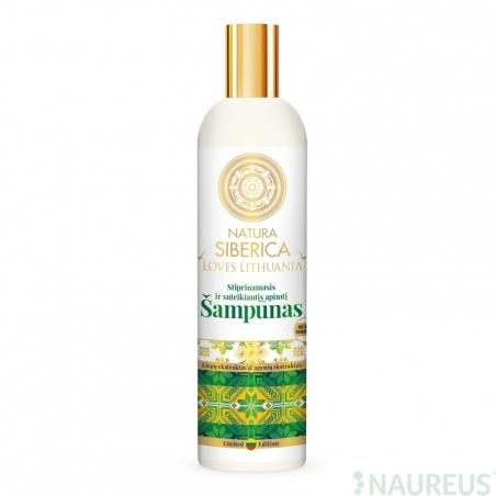 Loves Lithuania - Délka a síla - Šampon