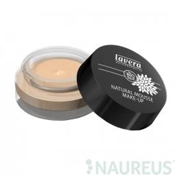 Trend sensitiv přírodní pěnový make-up slonová kost No.1