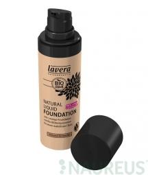 Přírodní tekutý make-up Mandla- ambra No.5