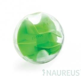Hračka pro psa PLANET DOG - orbě-Tuff Maze, míček na pamlsky - zelená