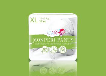 MonPeri Pants XL 13-18kg