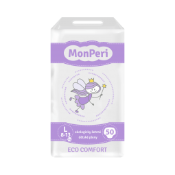 Monperi Eco Comfort L 8-13kg
