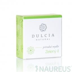 Přírodní mýdlo - Zelený jíl 90 g