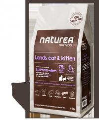 Příroda Půdy Cat & Kitten, 2kg