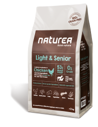 Nature Light & Senior, 12kg