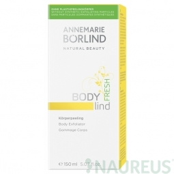Body lind Fresh Tělový peeling 150 ml