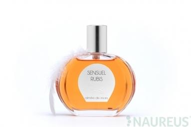 Parfémová voda Sensuel Rubis (parfém obsahující malý rubín)