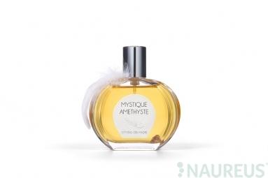 Parfumová voda Mytique Amethyste (parfém obsahuje malý ametyst)
