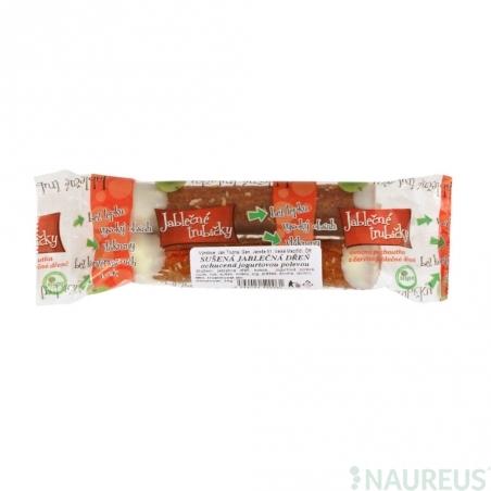Trubičky jablečné s jogurtem 24 g
