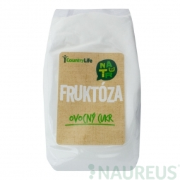 Cukr ovocný fruktóza 500 g