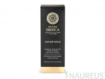Kaviár Gold - aktivní krém na obličej injekce mládí