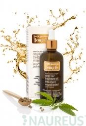 Ošetřující olej na vlasy