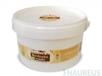 Bio bambucké máslo 2,5 kg