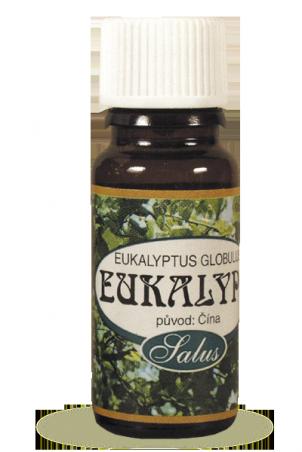 Éterický olej EUKALYPTUS Čína 10 ml