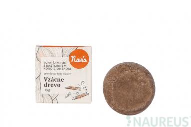 Tuhý Šampon s Kondicionérem - Vzácné Dřevo
