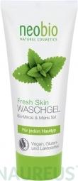 NEOBIO mycí gel na obličej Fresh