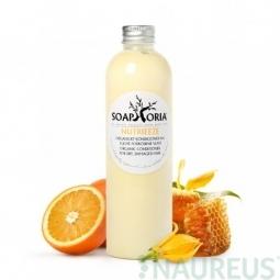 Nutrieeze - organický tekutý kondicionér na suché a poškozené vlasy