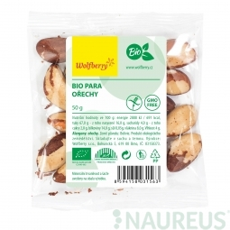 Para ořechy BIO 50 g Wolfberry *
