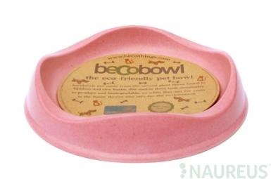 Miska pro kočku, BecoBowl-pink, EKO