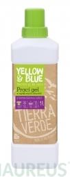 Prací gel z mýdlových ořechů s levandulovou silicí 1 l (láhev)
