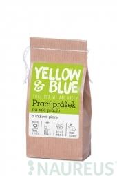 Prací prášek z mýdlových ořechů na bílé prádlo a látkové plenky 250 g (zip sáček)