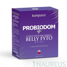 Probiodom + 3-denní detox kúra ZDARMA, vzorky BFD 3 ks