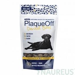 Doplněk výživy pro psy, Prodent PlaqueOff Dental Bites 150g