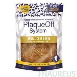 Doplněk výživy pro psy, Prodent PlaqueOff Dental Bones Veggie 482g