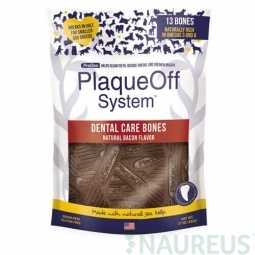 Doplněk výživy pro psy, Prodent PlaqueOff Dental Bones Bacon 482g