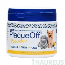 Doplněk výživy pro psy a kočky, Prodent PlaqueOff Powder 420g