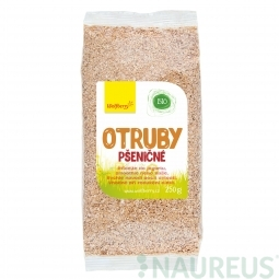 Pšeničné otruby BIO 250 g Wolfberry*