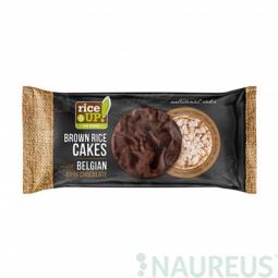 AKCE SPOTŘEBA: 05.09.2019 - Rýžové chlebíčky s hořkou belgickou čokoládou 90 g Rice Up