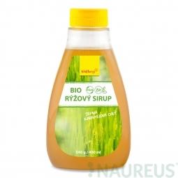 Rýžový sirup BIO 400 ml/540 g Wolfberry*