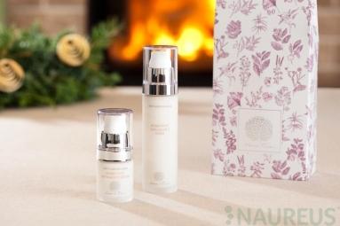 Sada Luxus hodný královny (Bioaktivní liftingové sérum + Bioaktivní omlazující krém)
