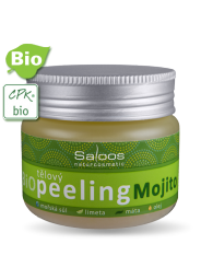 BIO tělový peeling Mojito