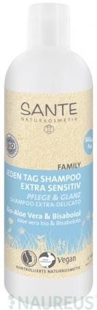 Šampon extra sensitive Bio-Aloe Vera a Bisabolol 300ml