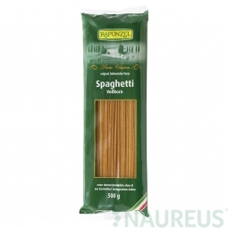 Špagety celozrnné BIO 500 g Rapunzel*