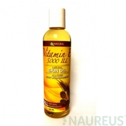 Tekutý vitamin E na pleť 5000 IU, 120 ml