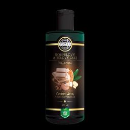 Čokoláda v mandlovém oleji 200ml