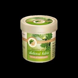 Dubová kůra masážní gel 250ml